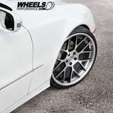 Mercedes-Benz E350 w/ COR Precise