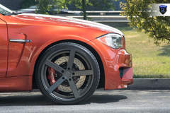 Lowered BMW M2 - Fitment