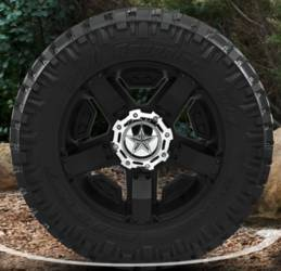 "Nitto M/T (37""x12.50""x 22"") Tires"