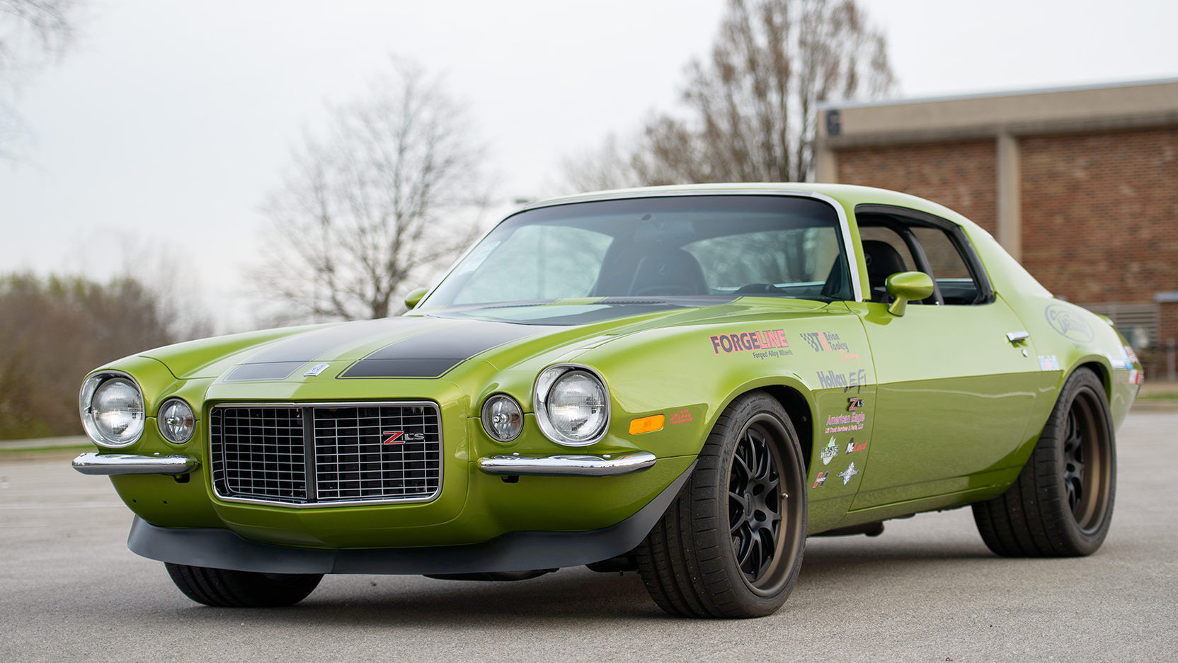 1970 Chevrolet Camaro | Southcentral Kentucky Community & Technical College's 1970