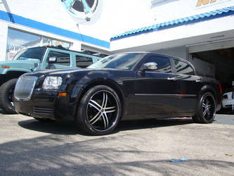 2012 Chrysler 300 | Chrysler 300 SRT8