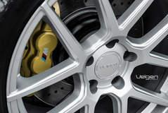 BMW X1 on Velgen Wheels  VMB5 Matte Silver  19x9 & 19x10.5