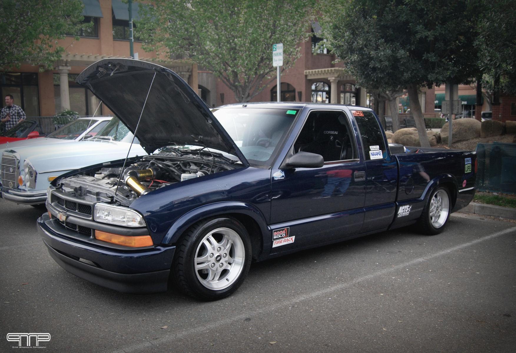 Chevrolet S-10 | Chevy S-10