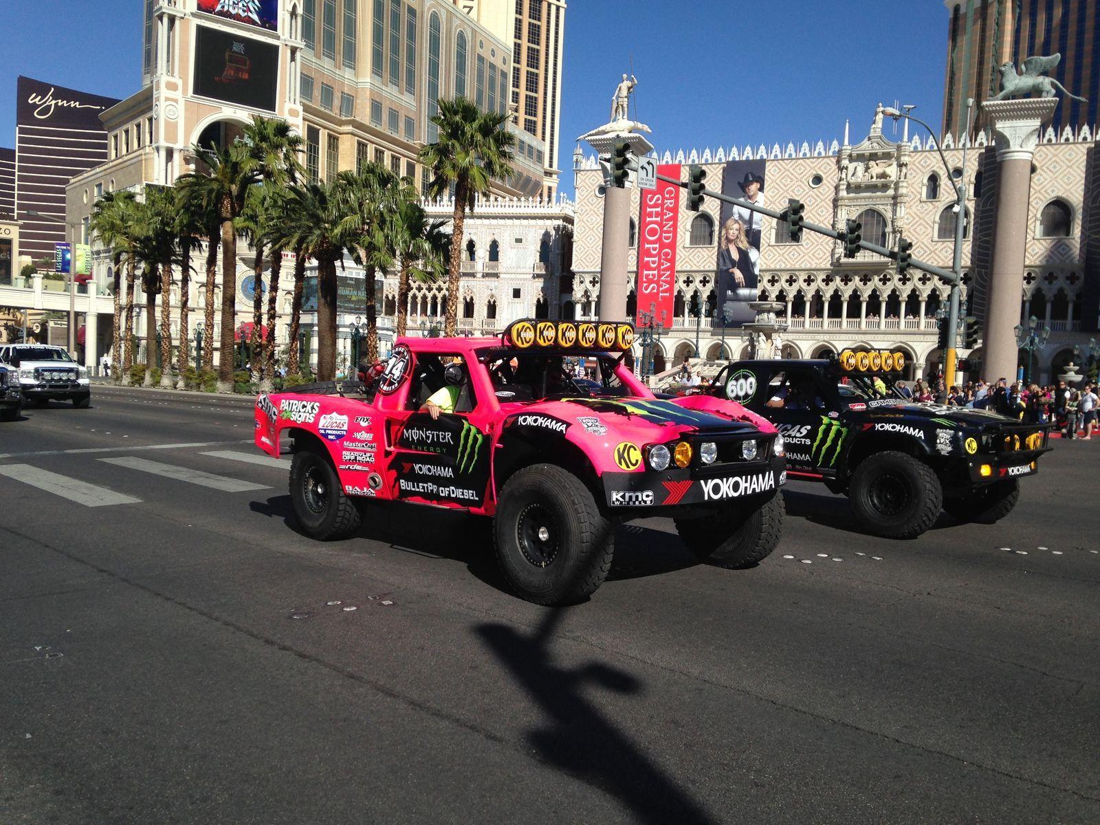 | Mint 400 Las Vegas Blvd Vehicle Parade