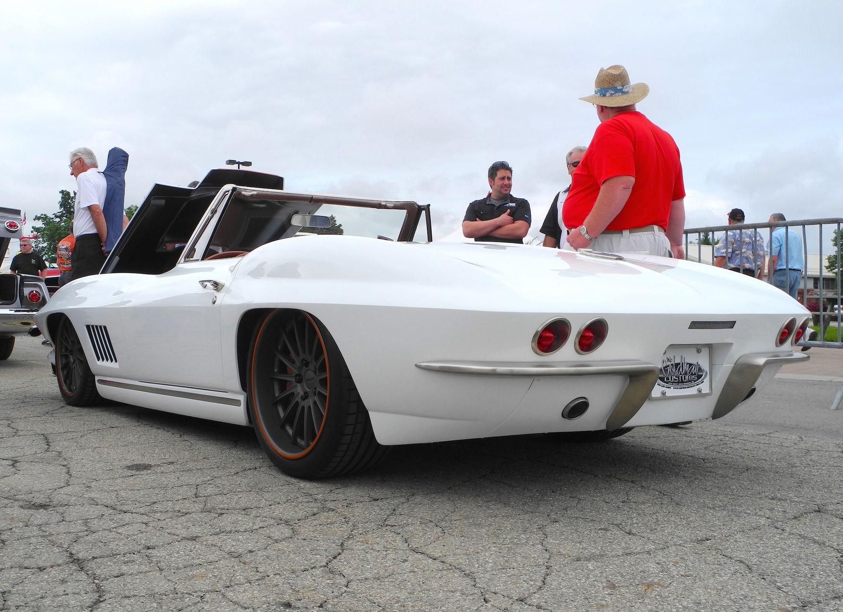 1967 Chevrolet Corvette   2015 Street Machine of the Year
