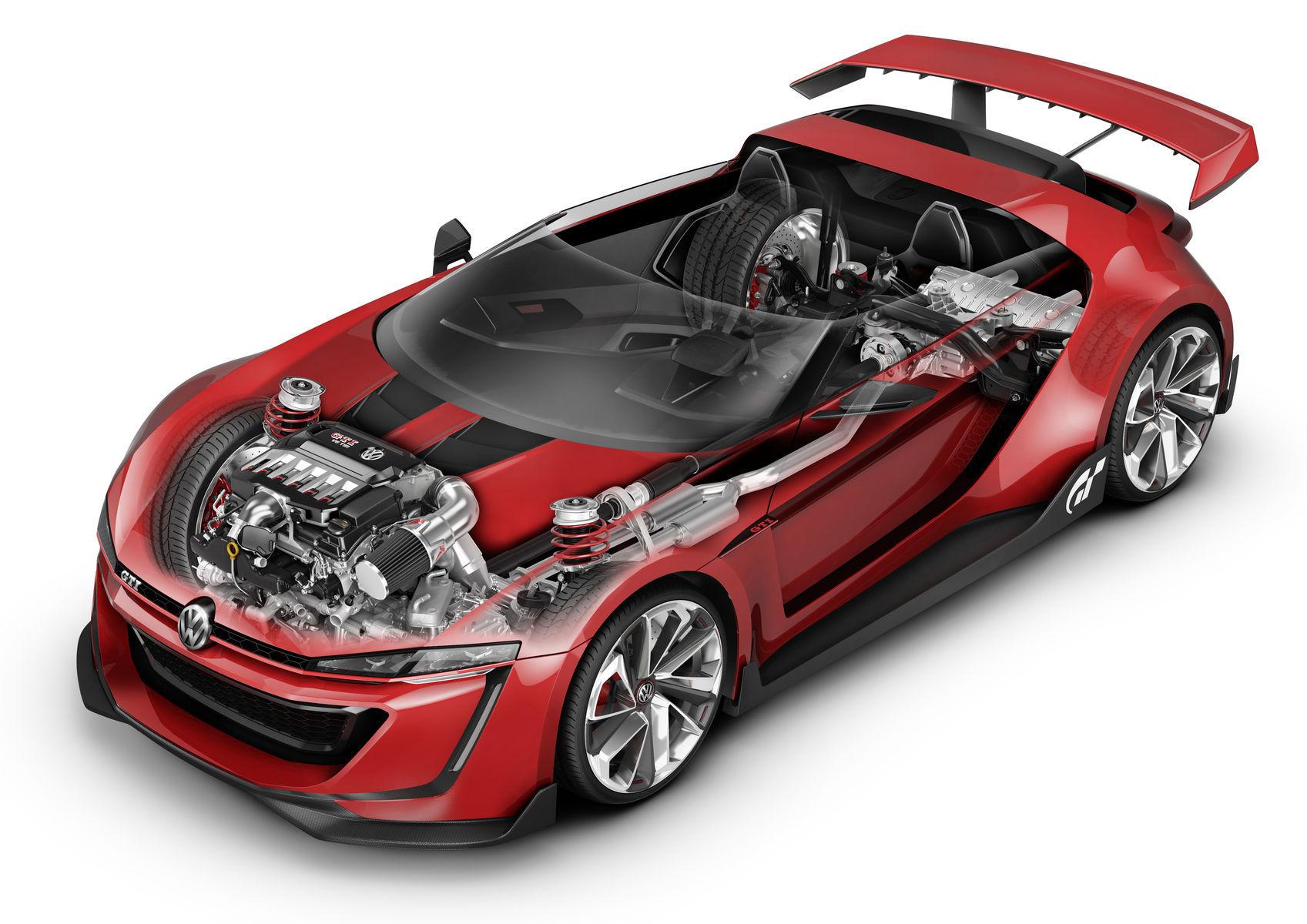 Volkswagen  | Volkswagen GTI Roadster Vision Gran Turismo
