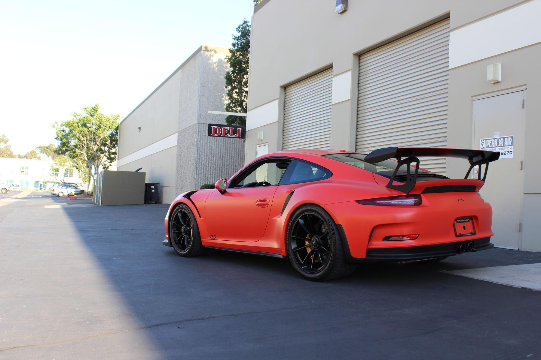 2015 Porsche 911 | 2015 Porsche 911 GT3 RS