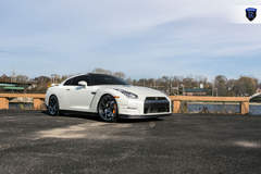 White GTR (Godzilla) - Side Shot