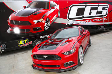 2015 Ford Mustang | 2015 Mustang GT SEMA Build