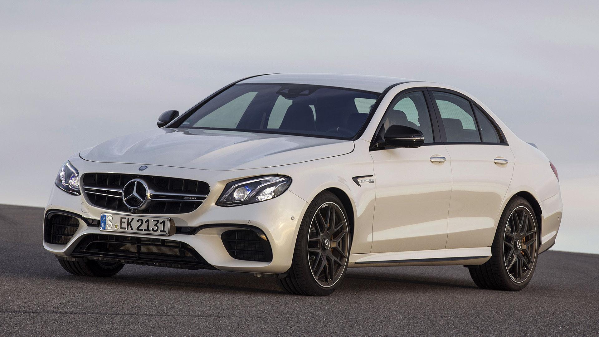 2018 Mercedes-Benz E63 AMG | 2018 Mercedes-AMG E63S