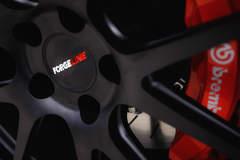 Prostate Cancer Canada's 2017 Dodge Challenger SRT Hellcat on Forgeline One Piece Forged Monoblock GA1R Wheels