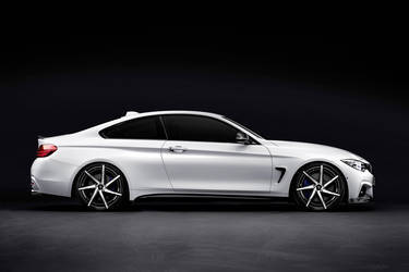 2014 BMW 4 Series | BMW 4-series on Lexani CSS-7s