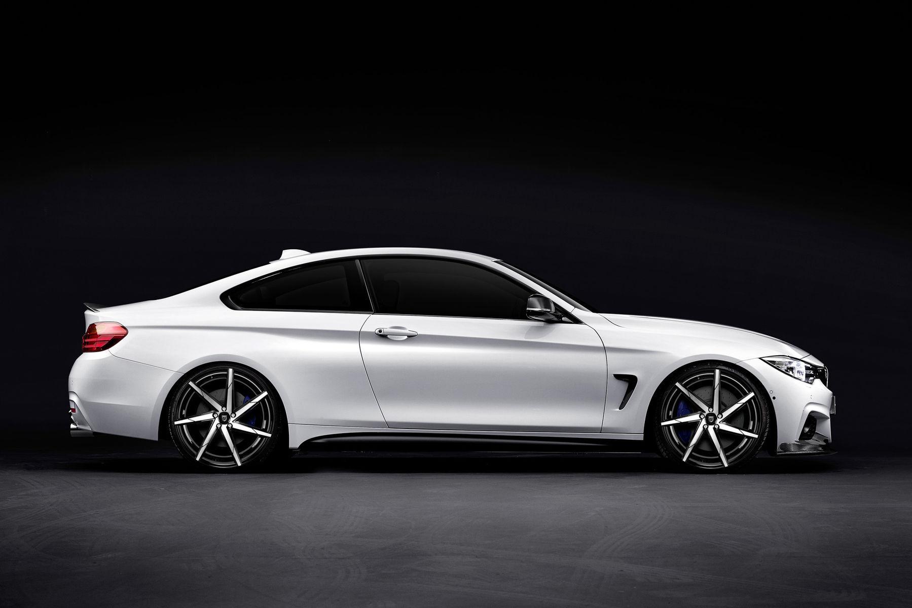 2014 BMW 4 Series | BMW 4-series on Lexani CSS-7s