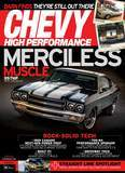Mo's Detroit Speed '70 Chevelle on the Cover of Chevy High Performance Magazine