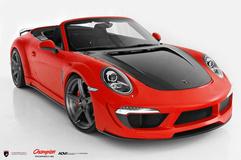 '14 Porsche 991 Turbo Carrera on ADV.1's