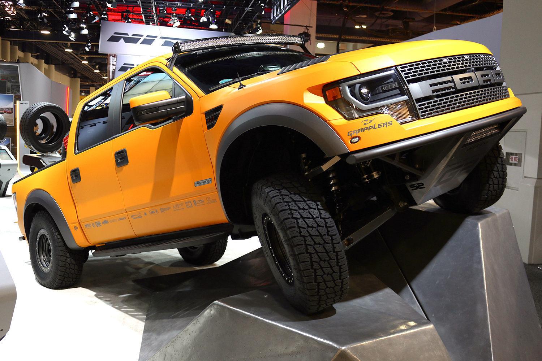| Ford F150 Raptor