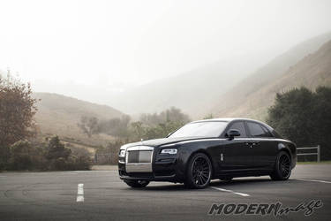 2015 Rolls-Royce Ghost | Rolls Royce Ghost blackout
