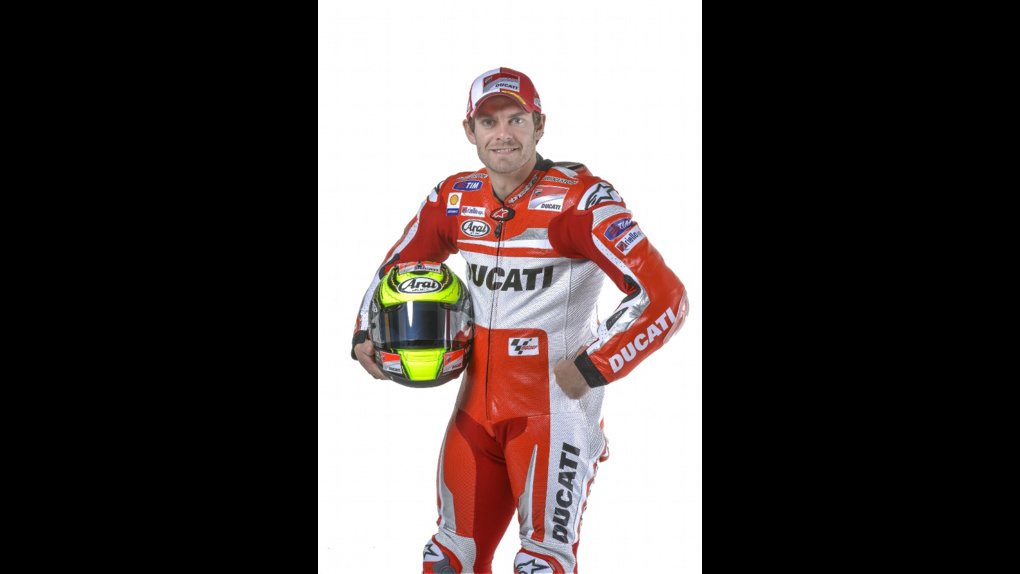 2014 Ducati  | 2014 Ducati MotoGP Press Event - Crutchlow