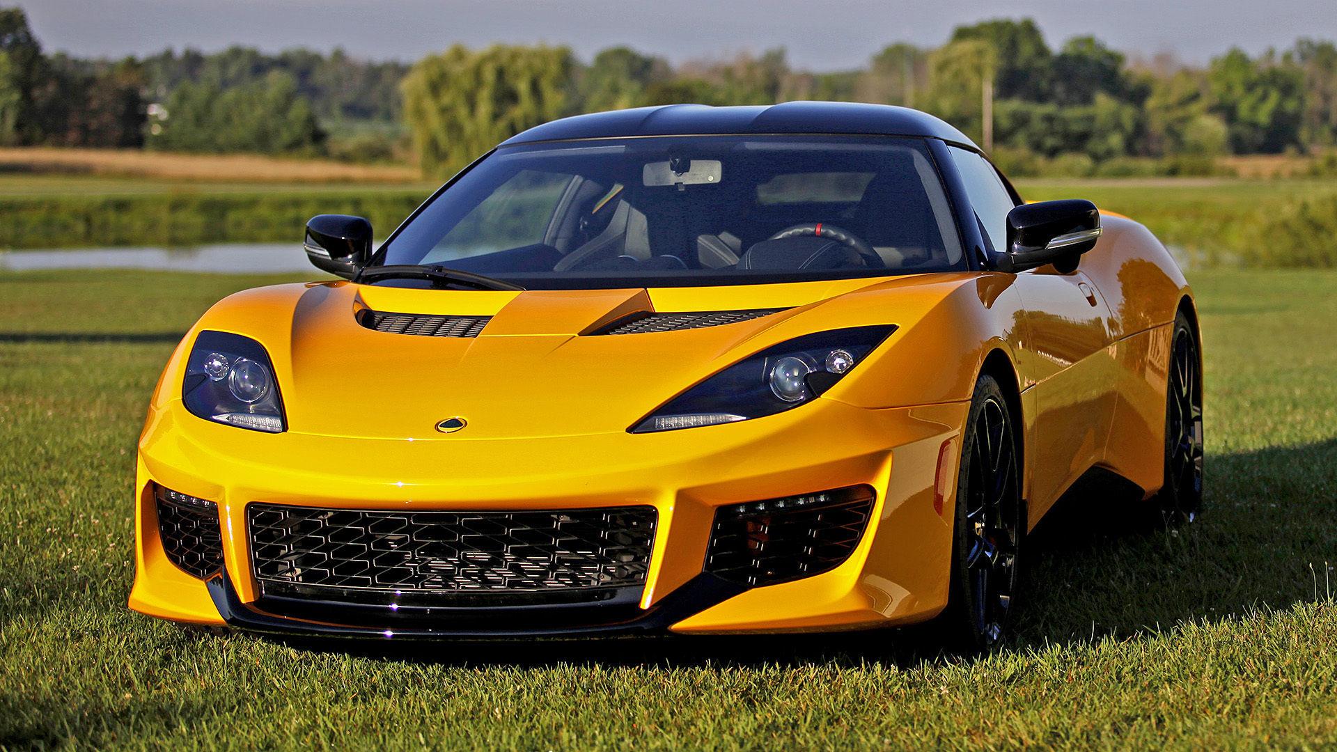 2017 Lotus Evora   2017 Lotus Evora 400