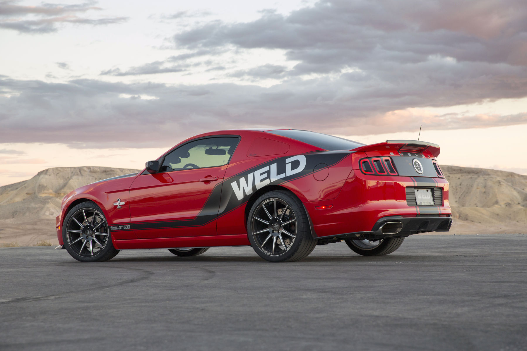 2014 Ford Shelby GT500 | 2014 Shelby GT500 Super Snake WELD Edition