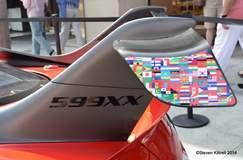 Ferrari 599 XX Evolutione