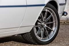 Brad Erickson's Schwartz Performance '68 Camaro on Forgeline GT3C Wheels