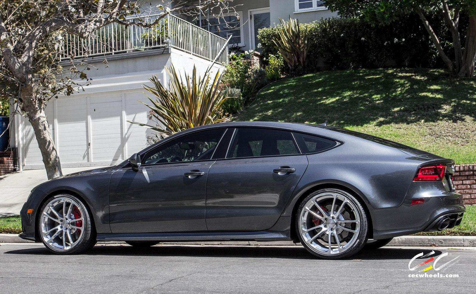 Audi RS7 | Audi RS7 on CEC Wheels