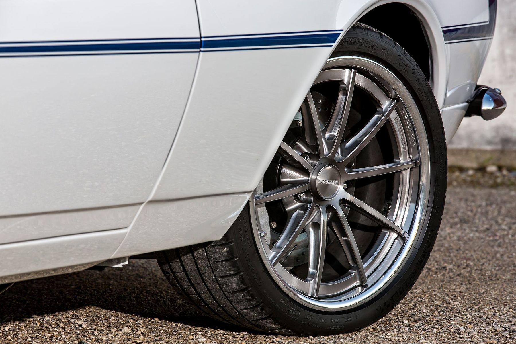 1968 Chevrolet Camaro | Brad Erickson's Schwartz Performance '68 Camaro on Forgeline GT3C Wheels
