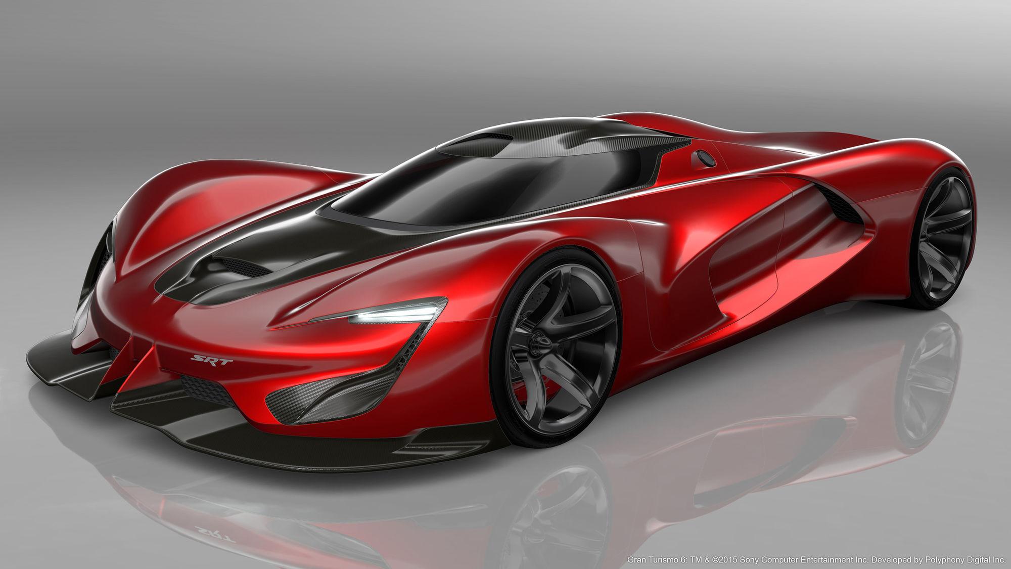 | SRT Tomahawk Vision Gran Turismo