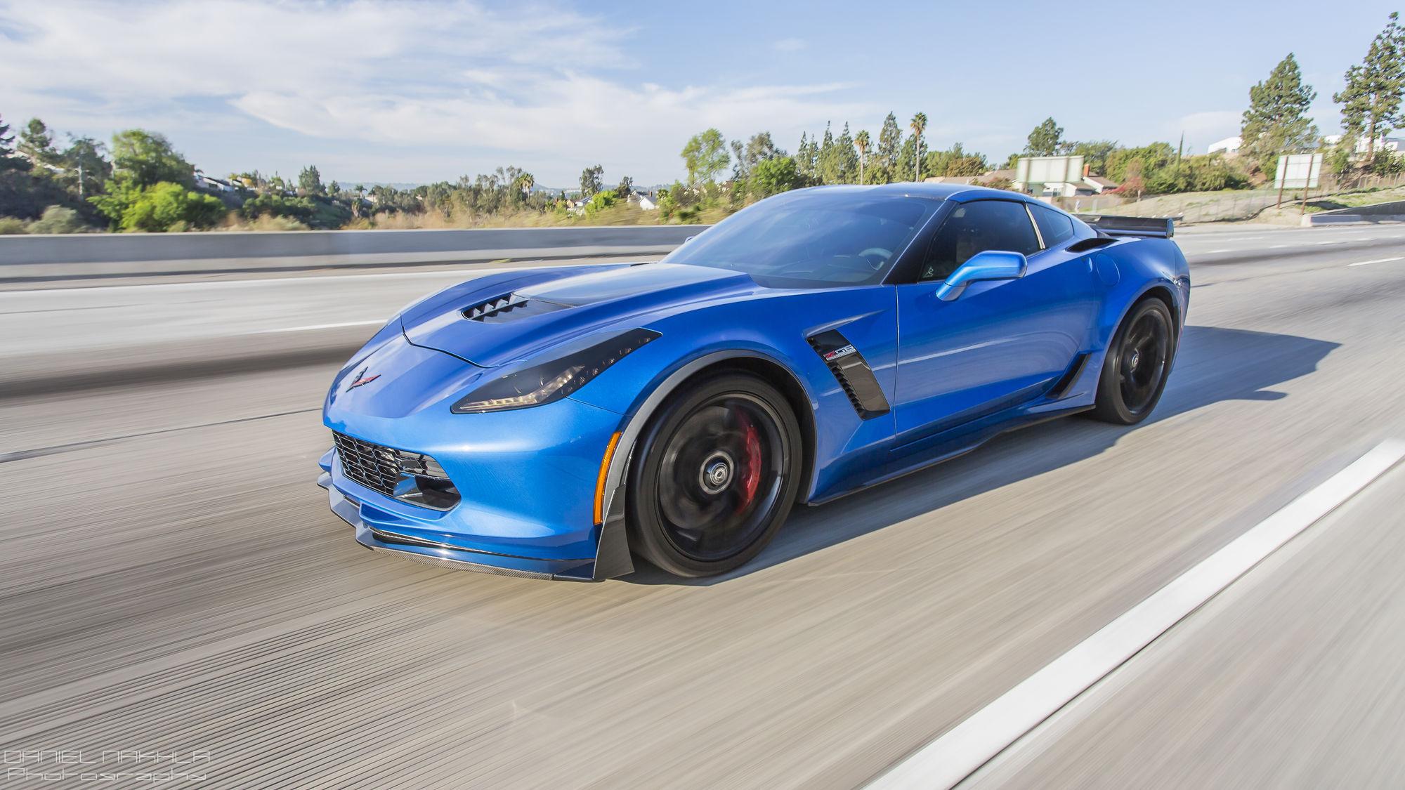 2015 Chevrolet Corvette Z06 | San Diego Cars & Coffee February 13th, 2016