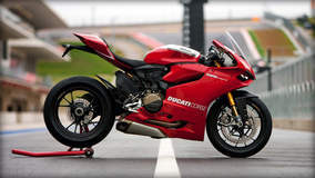 Ducati 1199 Panigale R - Break