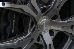Charcoal Porsche 911 Carrera - Spokes