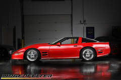 Lingenfelter 1993 Corvette ZR1 Wide-Body - Profile
