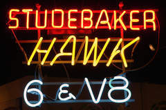 Studebaker Hawk Neon