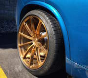 Turner Motorsport BMW X5 M on Forgeline GT1 5-Lug Wheels