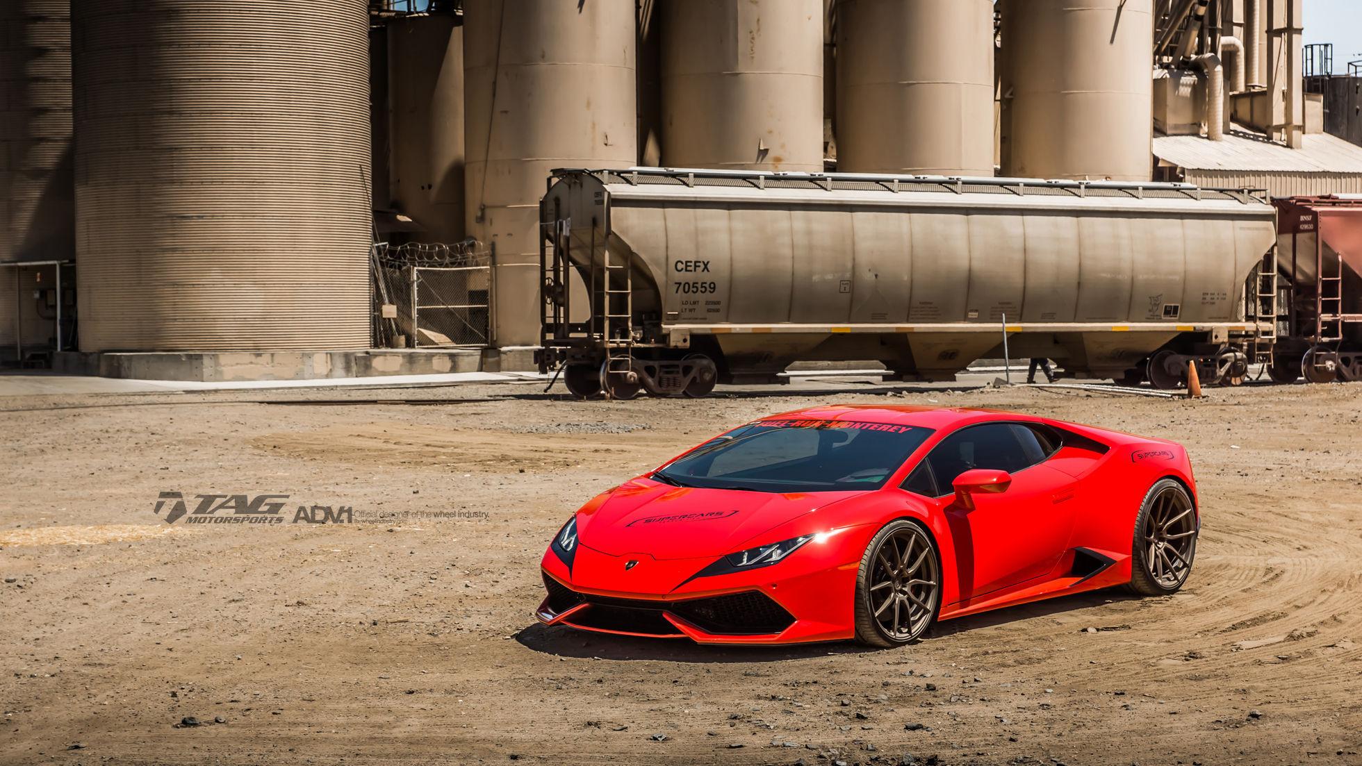 Lamborghini Huracan   ADV.1 Lamborghini Huracan LP610
