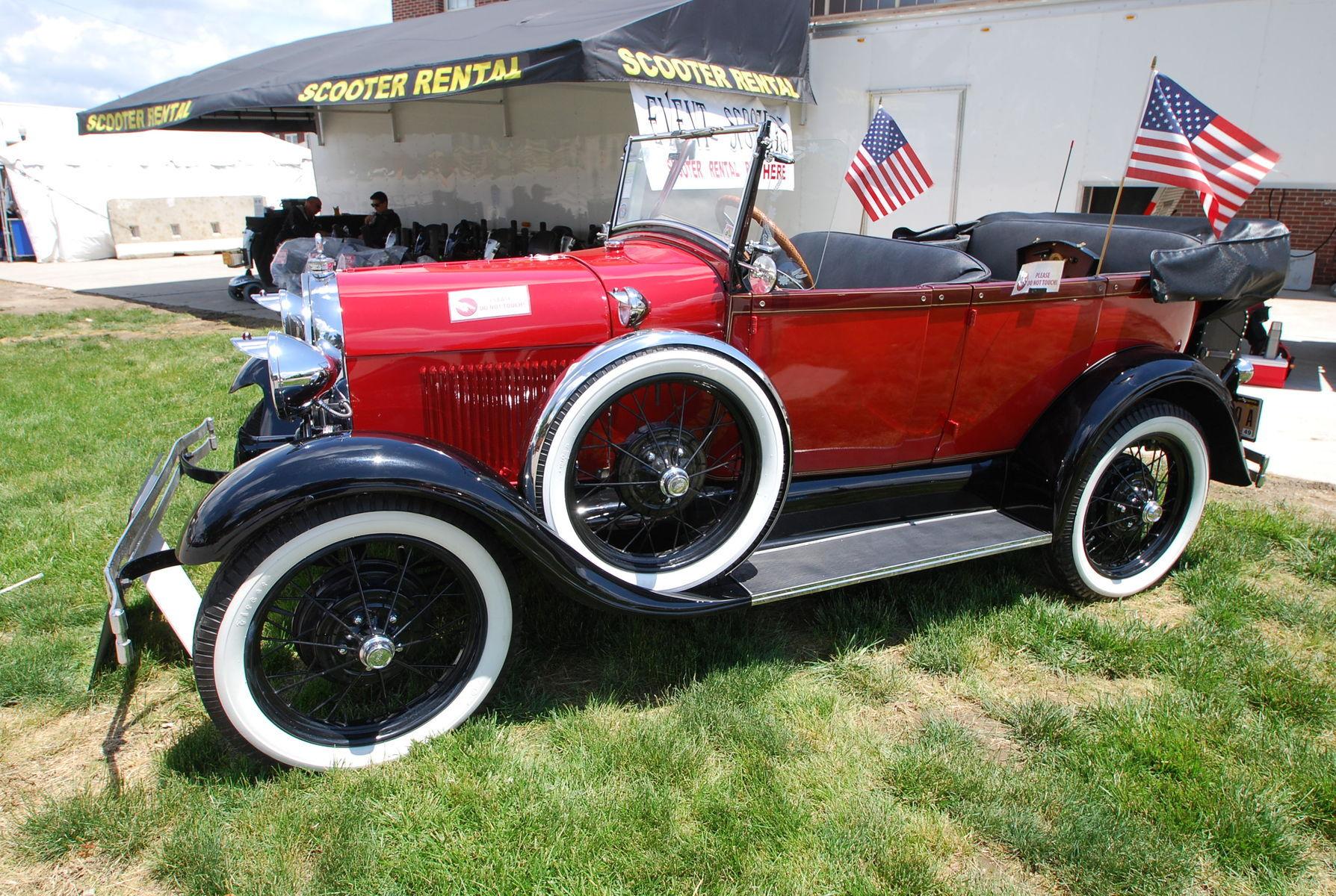 1929 Ford  | 1929 Ford Model A Phaeton