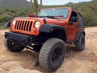 Customer Jeep