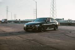 BMW 330i - Side Angle