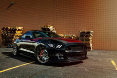 """2017 Ford Mustang Fastback """"Sport Touring"""" - Out back by the palets"""