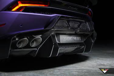 2015 Lamborghini Huracan | Vorsteiner Novara Huracan