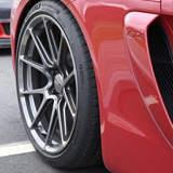 Porsche Cayman GT4 on Forgeline One Piece Forged Monoblock GS1R