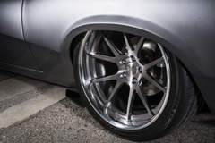 Gil Cuesta's Mercury Cougar on Forgeline GA3C Concave Wheels