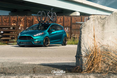 2015 Ford Fiesta ST | 2015 Ford Fiesta ST by Cinemotive