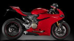 1299 Panigale S - Side Shot