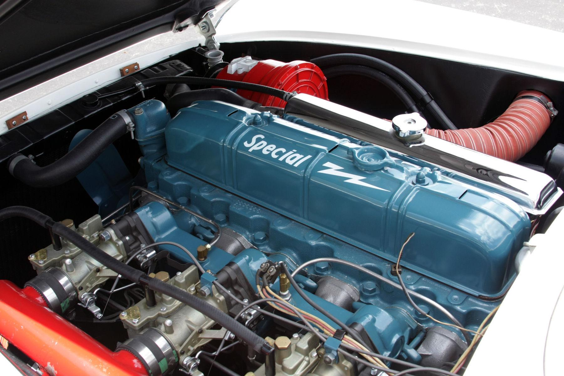 1953 Chevrolet Corvette | 1953 Supercharged Chevrolet Corvette