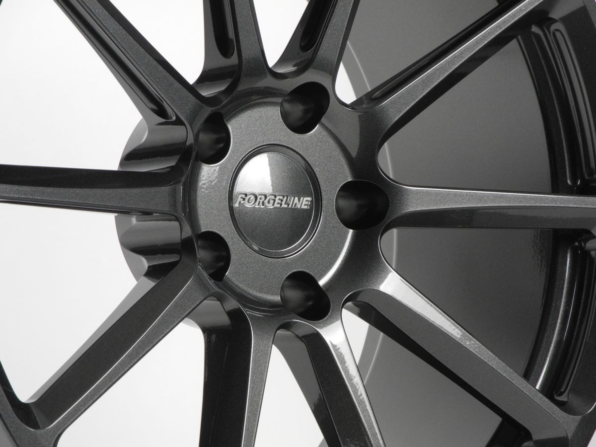 | Forgeline One Piece Forged Monoblock RB1 in Graphite