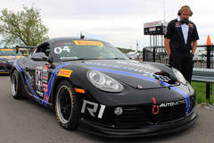 Pirelli World Challenge TC Race at Canadian Tire Motorsport Park