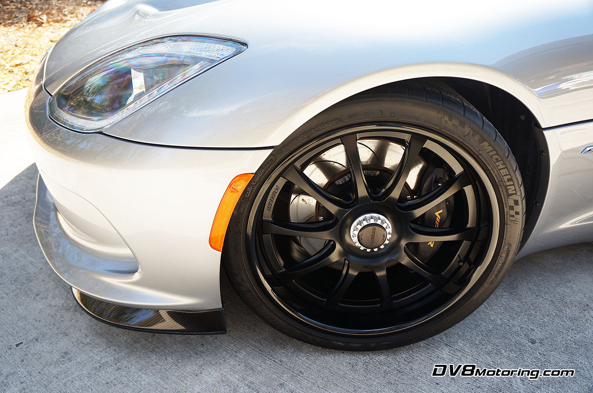 2015 Dodge Viper | Gen 5 2015 Dodge Viper on Center Locking Forgeline GZ3P Wheels