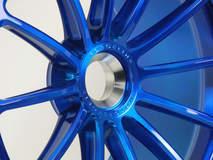 Forgeline GT1 in Transparent Blue